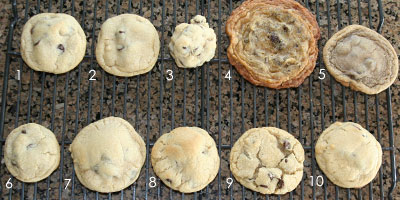 problem Perfect chocolate chip cookies recipe tips