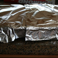 Cover with foil (tent the foil a bit so the cheese doesnu0027t stick to it). It is ready to be baked at this point or it can be refrigerated for up to ... & The Perfect Chocolate Chip Cookie
